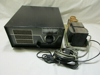 DRAKE RV-3 Remote VFO, AC-3 Power, All Cables, 1963 Vintage, HAM / Amateur Radio