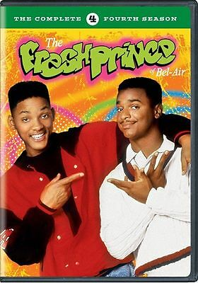Fresh Prince of Bel-Air: Season 4 - The Complete Fourth Season - Will Smith -NEW