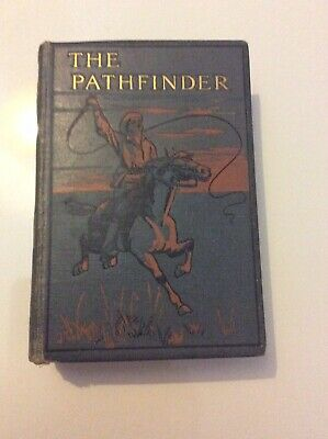 The Pathfinder By Fenimore Cooper Ill By J.Schonberg Collins 1911
