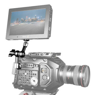 """SmallRig 7 inch Articulating Magic Arm with Both 1/4"""" Screw for LCD Monitor 2065"""