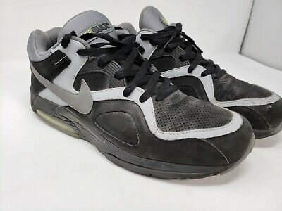 detailed look fa45e 86fb9 Nike Men s Air Max Go Strong blk gray Size 12