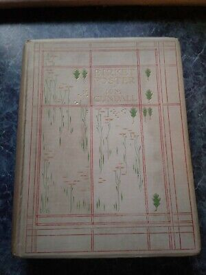 Antique Book 1906  BIRKET FOSTER H.M. CUNDALL No. 392 of 500 Copies