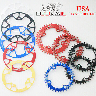 US SNAIL 32-42T 104BCD Round/Oval Light MTB Road Bike Chainset Crank Chainring