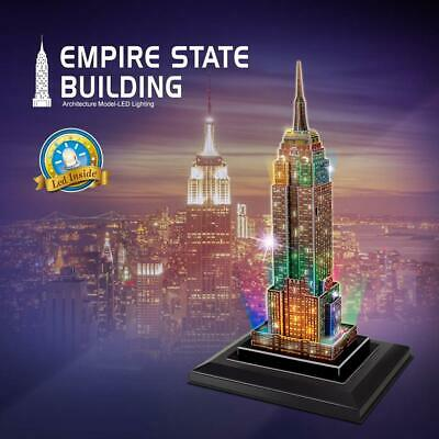 DETAILED ARCHITECTURAL MODEL Empire State Building 1:930