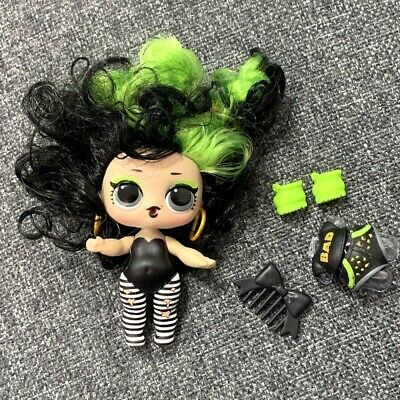 L.O.L. Surprise doll BHADDIE with outfit Hairgoals Series 5 COLOR CHANGE TOY