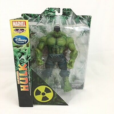 Marvel Diamond Select Unleashed Hulk Action Figure Disney Exclusive - New