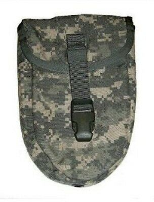 US Army Spatentasche Patented Folding Spade ACU MOLLE pouch Tasche AT Digital