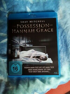 the possession of hannah grace blu ray