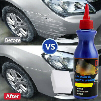 Car Paint Maintenance Wax Scratch Repair Remover Care Grinding Polishing Liquid~