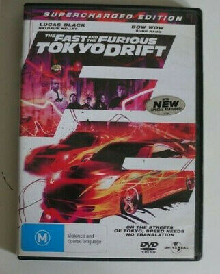 The Fast and The Furious: Tokyo Drift 2006 For Sale