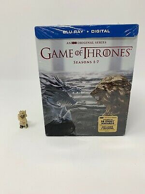 Game of Thrones: Complete Seasons 1-7 bluray HD digital - HAS Digital Codes!