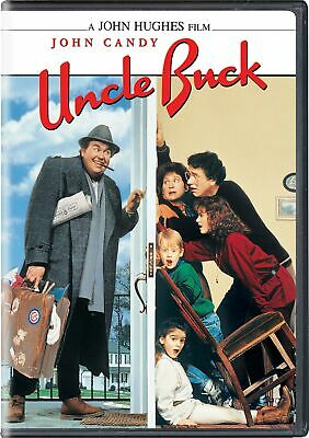 Uncle Buck DVD John Candy NEW