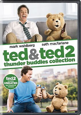 Ted / Ted 2 DVD Mila Kunis NEW