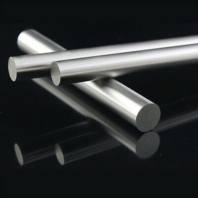 High Speed Steel Round Bar Rod Shaft Milling Metric 2.0mm~12mm Dia 200mm Length