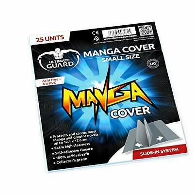 Ultimate Guard Accessories 25 covers per pack High quality Clear Covers