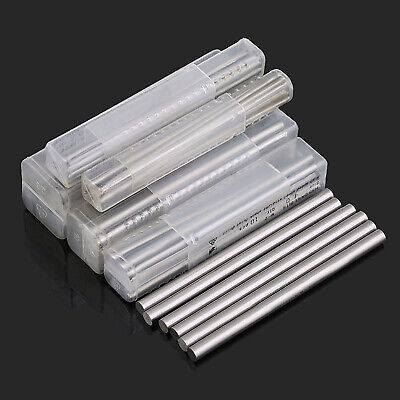 High Speed Steel Round Bar Rod Shaft Milling Metric 0.8mm~3.0mm Dia 100mm Length