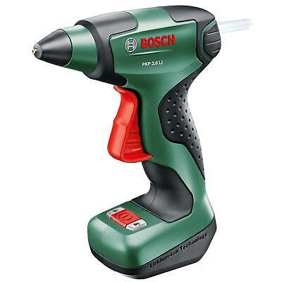 Bosch PKP 3.6 LI Cordless Glue Gun With 4x Ultra Power Glue Sticks Free Shipping