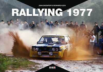 Rallying 1977 (Fiat 131 Abarth Ford Escort RS1800 Lancia Stratos) Buch book