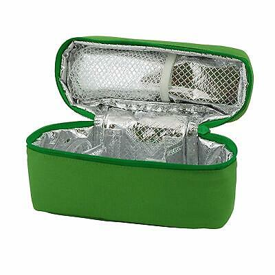 green sprouts Fresh Baby Food Travel Case Adult use only, Green