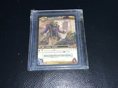World of Warcraft - Tabard of Flame - Landro Longshot, very good nm condition