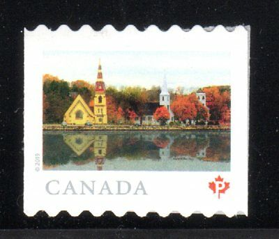 2019 Canada SC# From Far and Wide - with back # from coil - Mahone Bay - M-NH