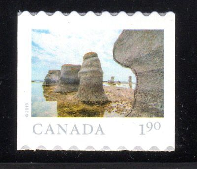 2019 Canada SC# From Far and Wide - with back # from coil - Reseve - M-NH