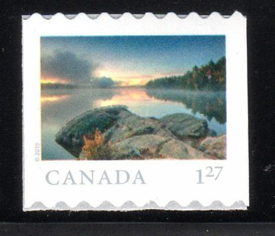 2019 Canada SC# From Far and Wide - with back # from coil - Smoke Lake - M-NH