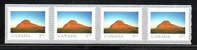 2019 Canada SC# From Far and Wide - one strip of 4 coil stamps - M-NH C21