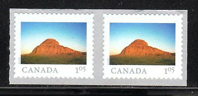 2019 Canada SC# From Far and Wide - one pair coil stamps - M-NH C20