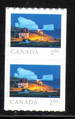 2019 Canada SC# From Far and Wide - one pair coil stamps - M-NH C15