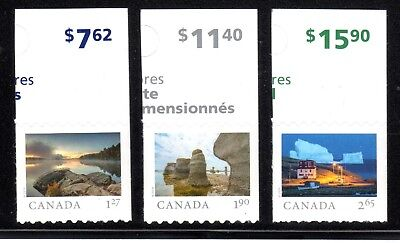 2019 Canada SC# From Far and Wide - from Booklets 3 Stamps M-NH -2