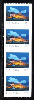 2019 Canada SC# From Far and Wide - one strip of 4 coil stamps - M-NH C16