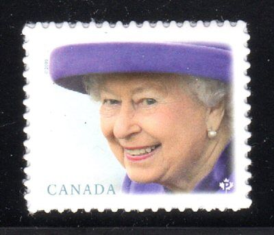 2019 Canada SC# - Queen Elizabeth II - from booklet - M-NH