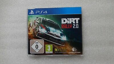 Dirt Rally 2.0 PS4 PROMO Game Rare for PlayStation 4 Dirt Rally Promotional PS4