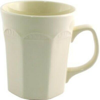 Steelite Monte Carlo Ivory Mugs 245ml (Set of 36) [V3620]