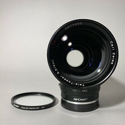 Contax Carl Zeiss Tele-Tessar 200 mm F3.5