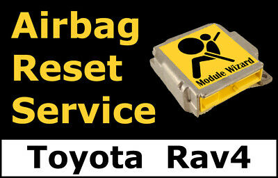 Toyota Rav4: Airbag Module Reset Service, Control Unit, Computer, SRS, RCM,