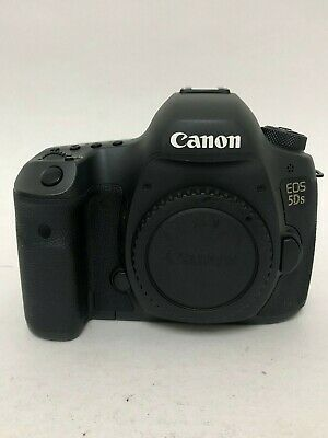 Canon EOS 5Ds 50.6MP Digital SLR Camera – Not Included Battery and Charger