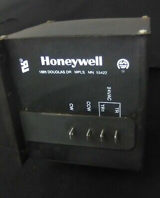 Honeywell  M6415A1008 Spring Return Damper Actuator