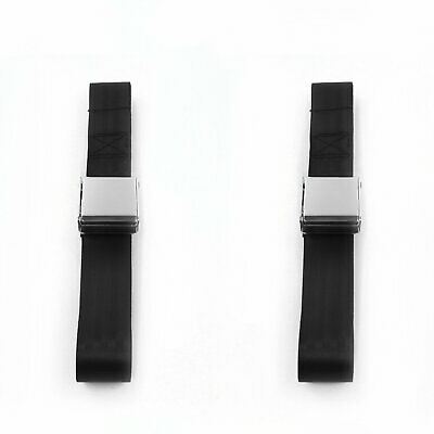 AIRPLANE BUCKLE REPLACEMENT Lap Seat Belt & Fixing Kit