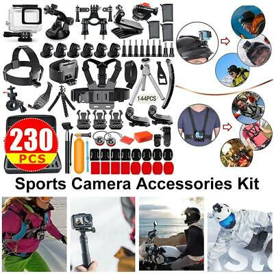 Action Camera Accessories Kit For GoPro Hero 7 6 5 4 3plus 3 2 1 Hero Session 5