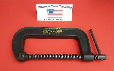Vintage WILTON C-Clamp 540-6 171199 FAST FREE SHIPPING #59F
