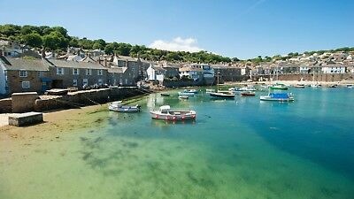 Cornwall Holiday Cottage Sleeps 8 for 1 Week From 13th September 2 Pools Cornish