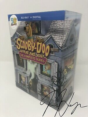 Scooby-Doo, Where are You!: The Complete Series Mystery Mansion Blu-ray Digital
