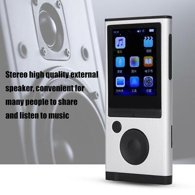 USB Bluetooth Digital MP3 Music Player LCD Screen Support 32GB TF Card&FM Radio