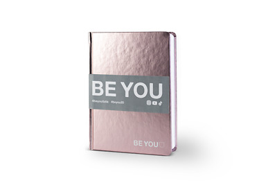 Be You Color Standard Diario Agende Rose Gold 2019-2020