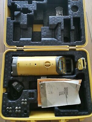 Topcon TP-L4A Laser Level Kit for Red jet pipes good condition see photo