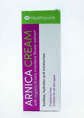 Healthpoint Arnica Cream 50ml Natural Herbal Remedy First Aid Bruises