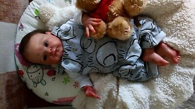 Reborn Baby Suze By Aidre Stoet