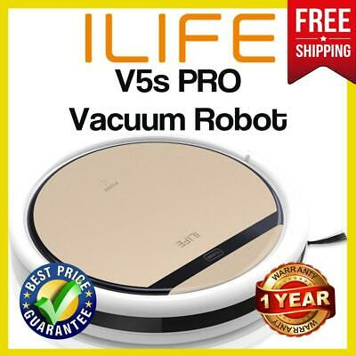 ILIFE V5S Pro Smart Robotic Vacuum Cleaner Dry Wet Sweeping Cleaning Machine NEW